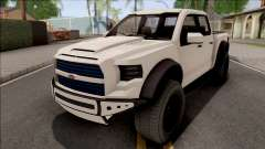 GTA V Vapid Caracara 4x4 Stock IVF для GTA San Andreas
