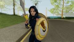 Donna Troy: The First Wonder Girl V2 для GTA San Andreas