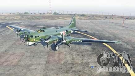 Boeing B-17 Flỿing Fortress для GTA 5