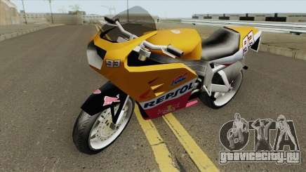 FCR Repsol Honda для GTA San Andreas