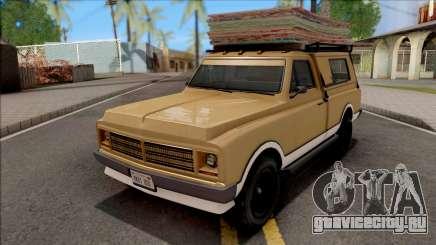 GTA V Declasse Yosemite VehFuncs Style для GTA San Andreas