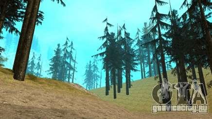 Пение птиц в лесу для GTA San Andreas