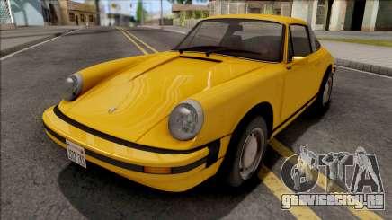Porsche 911 Carrera 4 Targa 964 для GTA San Andreas