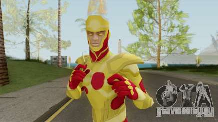 Firestorm: The Nuclear Man V2 для GTA San Andreas
