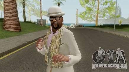 Big Smoke (Casino And Resort Outfit) для GTA San Andreas
