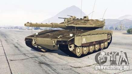 Merkava Mark IV для GTA 5