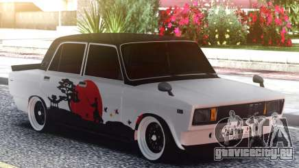 ВАЗ 2105 Дрифт для GTA San Andreas