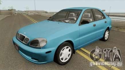 Daewoo Lanos 1.6l 16V 1999-2001 (US-Spec) для GTA San Andreas