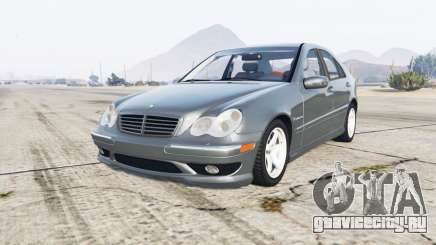 Mercedes-Benz C 32 AMG (W203) 2001 для GTA 5