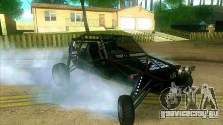 New Bandito для GTA San Andreas