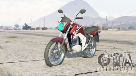 Honda CG 150 Titan 2014 для GTA 5