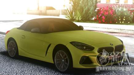 BMW Z4 M40i для GTA San Andreas