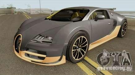 Bugatti Veyron 16.4 Super Sport 2010 для GTA San Andreas