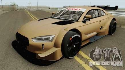 Audi RS5 DTM 2018 для GTA San Andreas