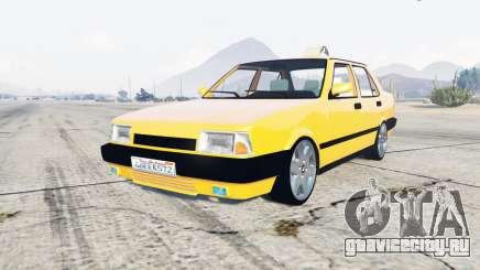 Tofas Dogan Turkish Taxi для GTA 5