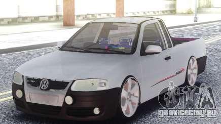 Volkswagen Saveiro G4 Pickup для GTA San Andreas