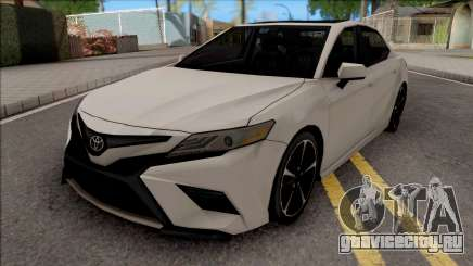 Toyota Camry XSE 2019 Lowpoly для GTA San Andreas