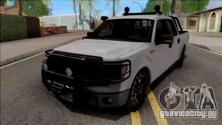 Ford F-150 2014 для GTA San Andreas
