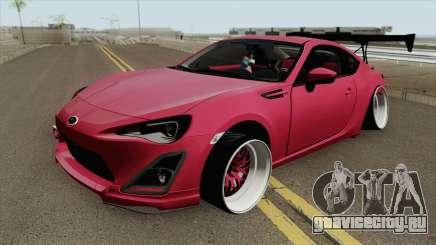 Subaru BRZ MQ для GTA San Andreas