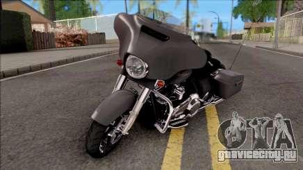 Harley-Davidson FLHXS Street Glide Special HQLM для GTA San Andreas