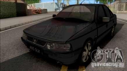 Peugeot 405 SLX для GTA San Andreas