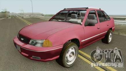 Daewoo Cielo для GTA San Andreas