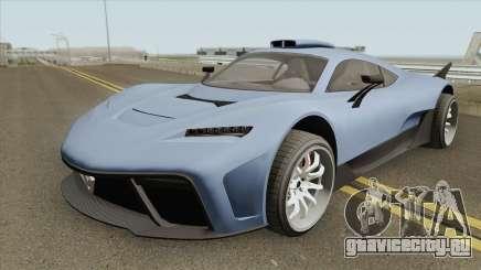 Benefactor Krieger GTA V (Stock) IVF для GTA San Andreas