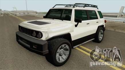 Karin BeeJay XL GTA V для GTA San Andreas