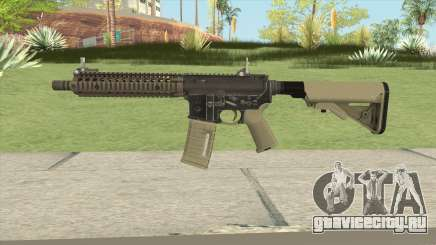 MK18 Assault Rifle для GTA San Andreas