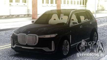 BMW X7 для GTA San Andreas