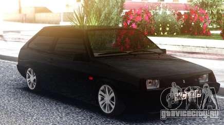 ВАЗ 2108 Посадка для GTA San Andreas