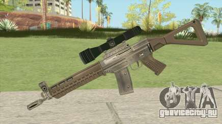 SG5 Commando (007 Nightfire) для GTA San Andreas