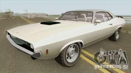 Bravado Gauntlet GTA V Driver Edition для GTA San Andreas
