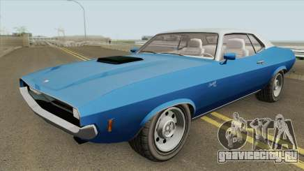 Bravado Gauntlet Classic GTA V IVF для GTA San Andreas