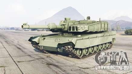 K2 Black Panther laurel green для GTA 5
