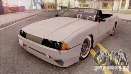 Darkdevil Elegy Cabrio Drift-Racecar для GTA San Andreas