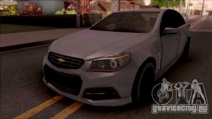 Chevrolet SS 2014 Lowpoly для GTA San Andreas