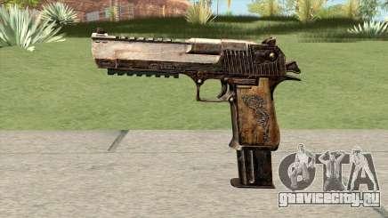 50AE Extra Mag Sharp для GTA San Andreas