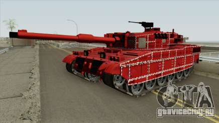 Tank GTA V для GTA San Andreas
