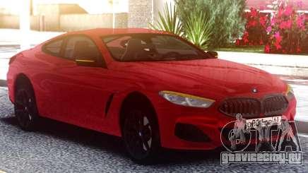 BMW M850i для GTA San Andreas