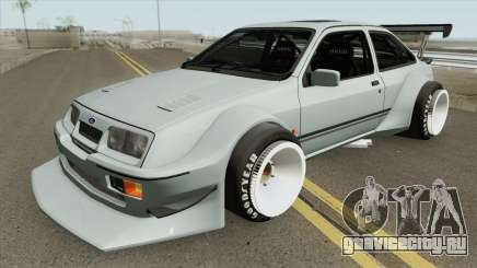 Ford Sierra RS500 Custom Kit 1987 для GTA San Andreas