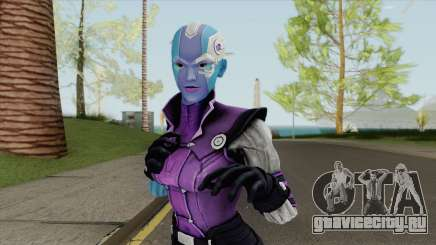 Nebula (Marvel Ultimate Alliance 3) для GTA San Andreas