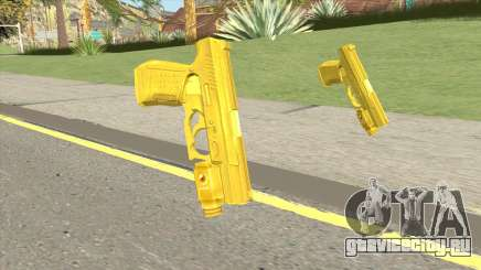 Wolfram P2K Gold (007 Nightfire) для GTA San Andreas