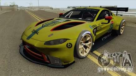 Aston Martin Vantage GT3 2019 для GTA San Andreas