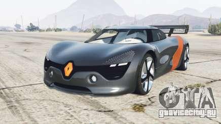 Renault DeZir concept 2010 для GTA 5