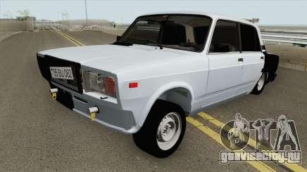 VAZ 2107 AZE (Xuliqan Style) для GTA San Andreas