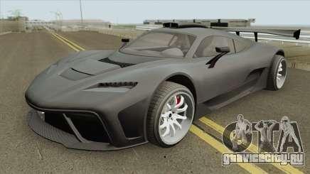 Benefactor Krieger GTA V IVF для GTA San Andreas