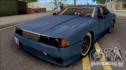 Darkdevil Elegy для GTA San Andreas