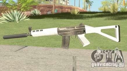 SG5 Commando Suppressed (007 Nightfire) для GTA San Andreas