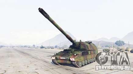 PzH 2000 для GTA 5